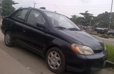 Tokunbo Toyota Echo 2002 Black for sale
