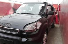 Kia Soul 2010 Black for sale