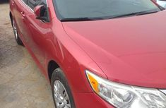 Toyota Camry 2013 Red for sale