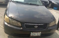 Clean Toyota Camry 1998 Black for sale
