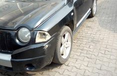 Jeep Compass 2009 Black for sale