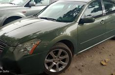 Nissan Maxima 2008 Green for sale