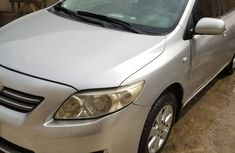 Used Toyota Corolla 2010 Silver For Sale