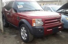 Land Rover LR3 2006 Red for sale