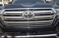 Toyota Land Cruiser 2018 Black for sale