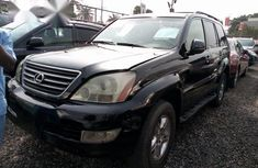Super Clean Lexus GX470 2007 Black for sale