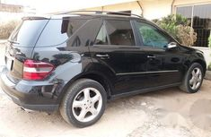 Mercedes-Benz Ml350 2007 Black for sale