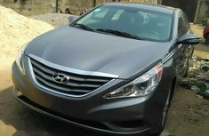 Hyundai Sonata 2014 Gray for sale