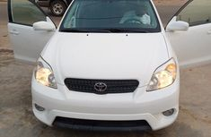 Toyota Matrix XR 2007 White for sale