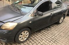 Clean Toyota Yaris 2006 Black for sale