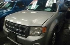 Used Ford Escape 2009 Silver For Sale