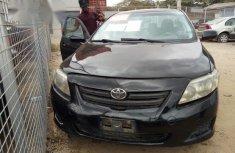 Toyota Corolla 2008 Black for sale