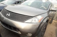 Cheap Neatly Used Nissan Murano 2004 Gray for sale