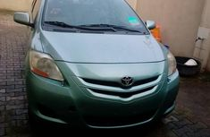 Tokunbo Toyota Yaris 2008 Green for sale