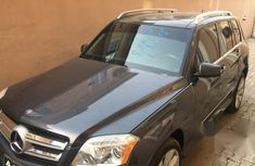 Mercedes-Benz GLK-Class 2010 Blue for sale
