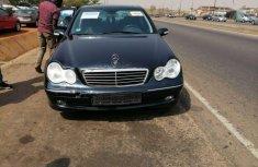 Mercedes benz C240 2004 black for sale