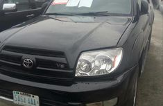 Clean Toyota 4-Runner 2003 Black for sale