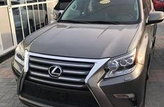 Neat Lexus Gx 460 2014 Brown For Sale