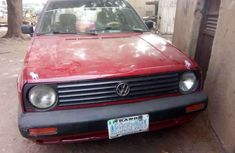 Volkswagen 1988 Red for sale