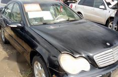 Mercedes-Benz C240 2002 Black for sale