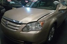Used Toyota Avalon XLE 2007 Gold For Sale