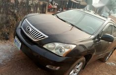 Used Lexus RX330 2006 Black for sale