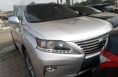 Lexus RS350 2016 Silver for sale