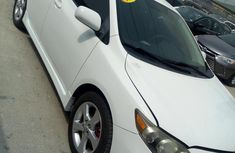 Toyota Corolla Sport 2011 White for sale