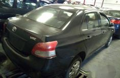 Clean Toyota Yaris 2010 Black for sale