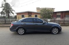 Mercedes-Benz C300 2009 Gray for sale