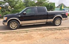 Ford F150 2011 Black for sale