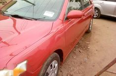 Clean Toyota Camry 2011 Red for sale