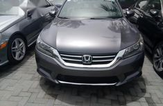 Honda Accord 2013 Grey for sale