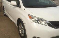 Toyota Sienna 2012 Petrol Automatic White