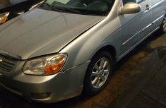 Kia Cerato 2007 Silver for sale