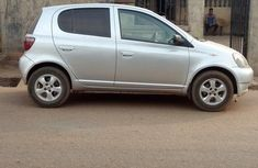 Toyota Yaris 2003 Silver for sale