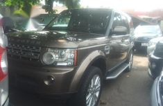 Land Rover LR4 2011 Gold for sale