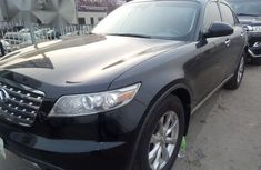 Infinity FX 35 2008 Black for sale