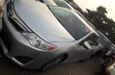 Toyota Camry 2012 Petrol Automatic Grey/Silver