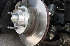 Read this before you buy a used brake rotor