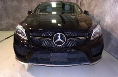 Mercedes Benz GLE 2017 Black for sale