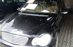 Mercedes-Benz C320 2000 Black for sale
