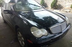 Used Mercedes-benz C320 2000 Black For Sale