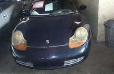 Porshe Carrera 2008 Blue for sale