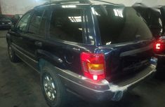 Jeep Grand Cherokee 2001 Blue For Sale