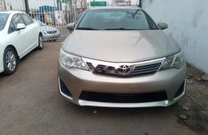 Gold Foreign 2013 Toyota Camry for sale