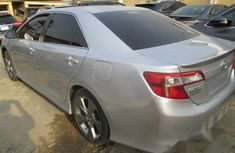 Tokunbo Toyota Camry 2014 Silver for sale