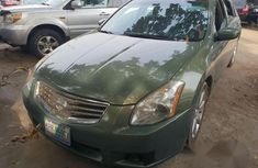 Nissan Altima 2008 Green for sale