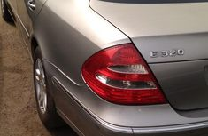 Affordable Mercedes-Benz E320 2005 Silver for sale