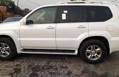 Very Clean Tokunbo Lexus GX470 2004 Model for sale